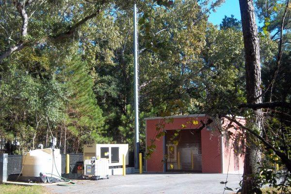 Daniel Island WWTP Influent Screening, Solids Handling Facility, & Odor Control System