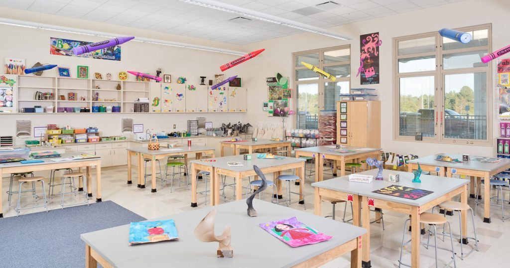 Deerfield Elementary School - Project Gallery Image