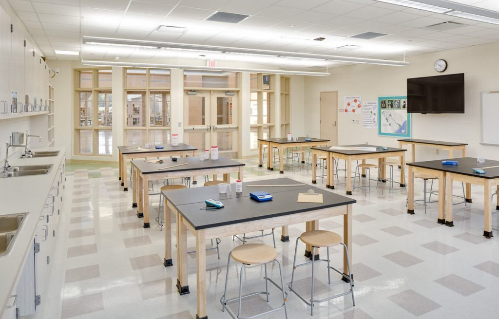 Deerfield Elementary School - Project Gallery Image