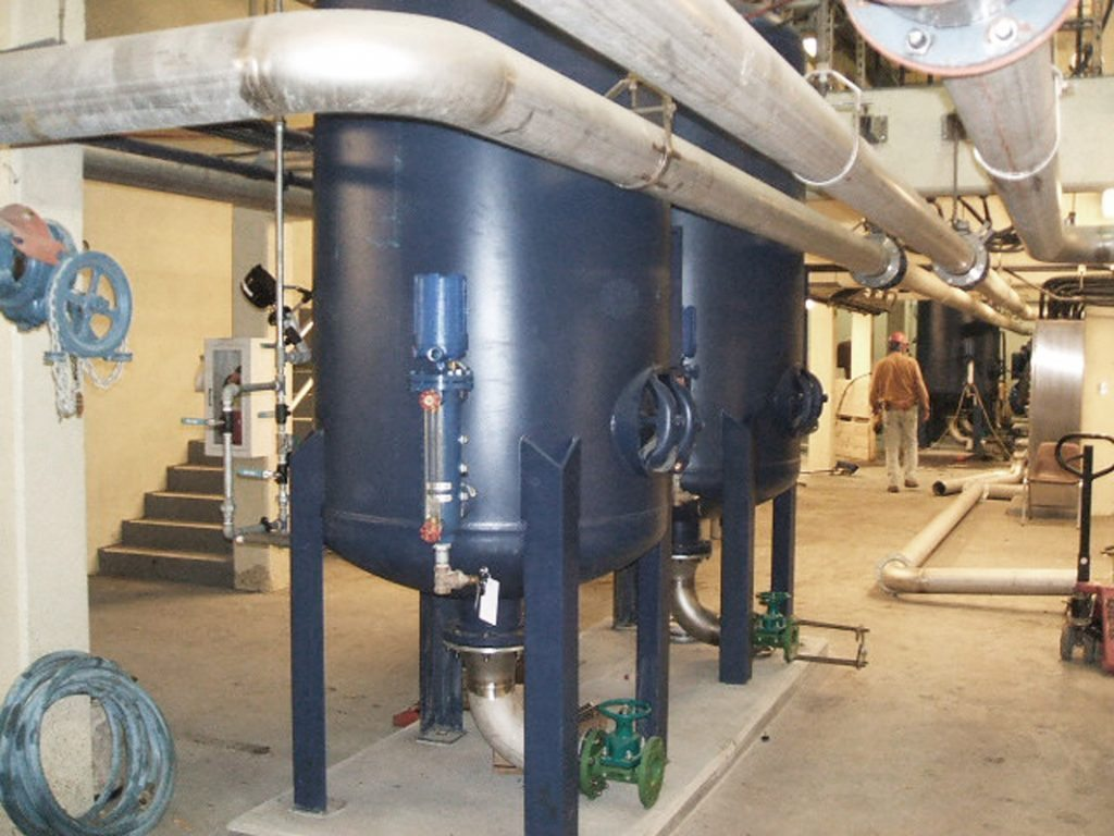 Metro Waste Water Treatment - Project Gallery Image