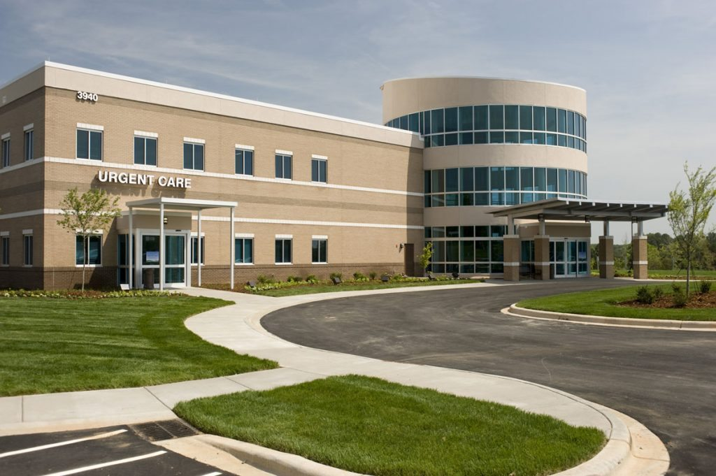 Mebane Medical Office Building - Project Gallery Image