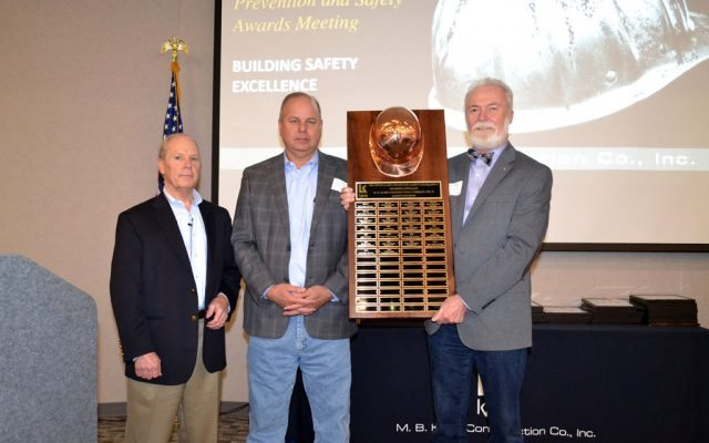 2016 Irwin Kahn Safety Award for Safety