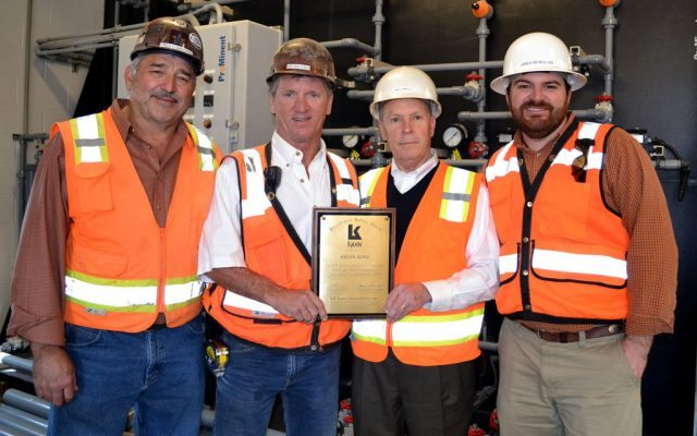4th Quarter President's Safety Award
