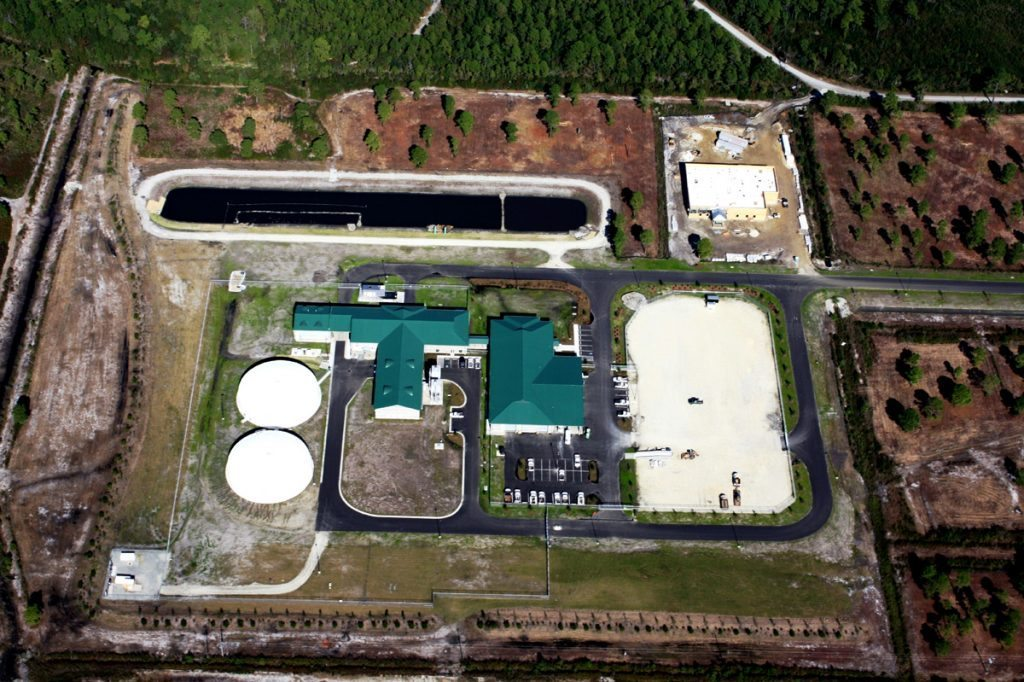 New Hanover Water Treatment Plant - Project Gallery Image