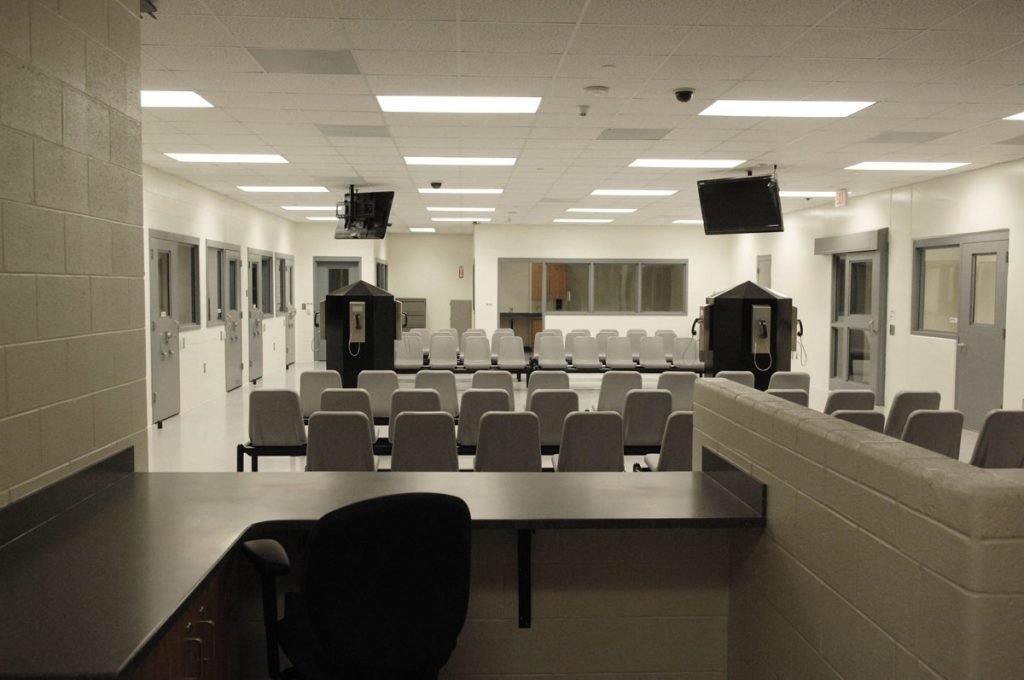 Charleston County Detention Center - Project Gallery Image