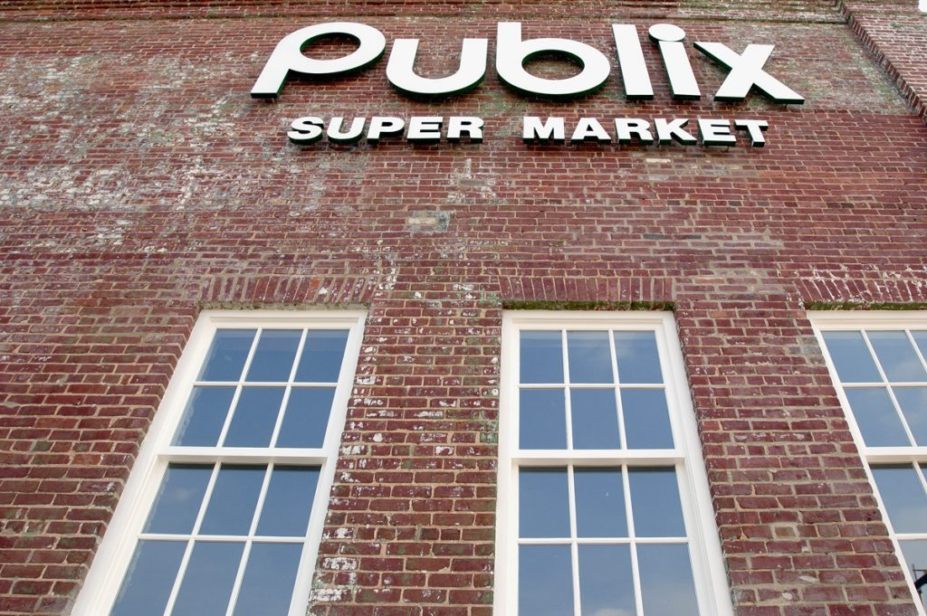 Gervais Place Publix - Project Gallery Image