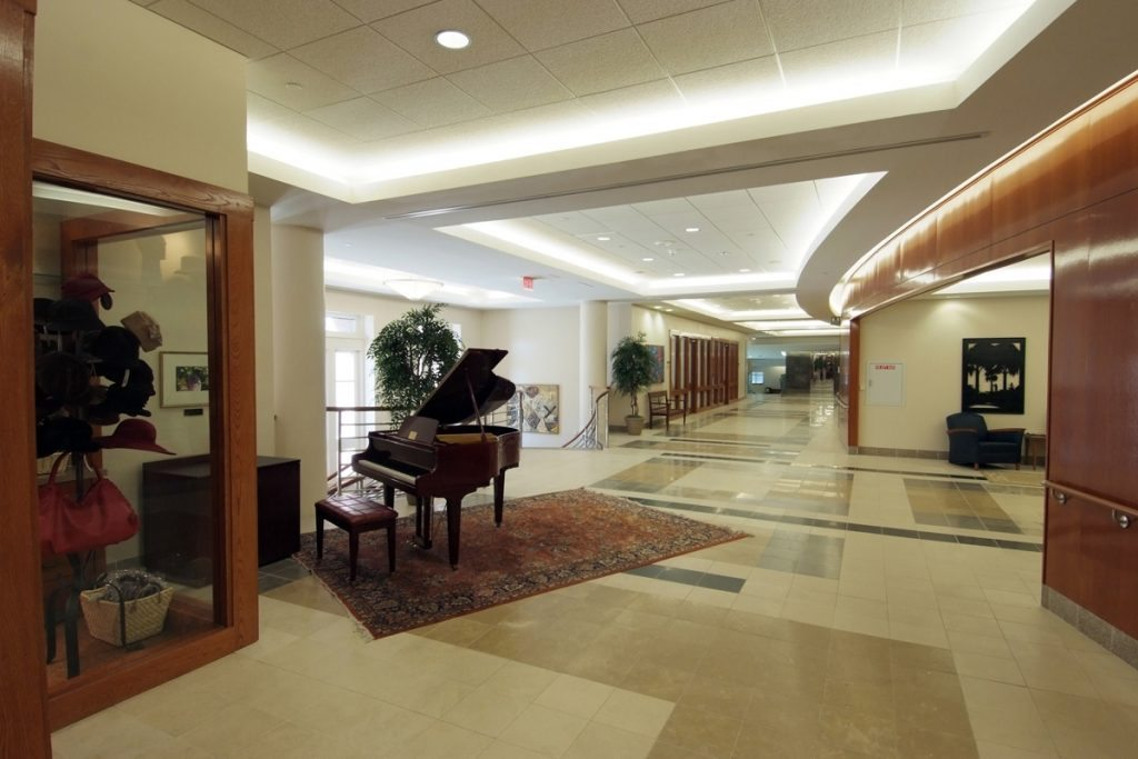 MUSC Hollings Cancer Center - Project Gallery Image