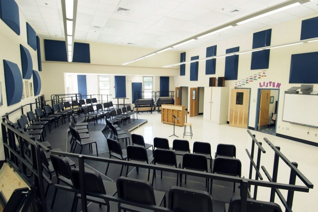 Moultrie Middle School - Project Gallery Image