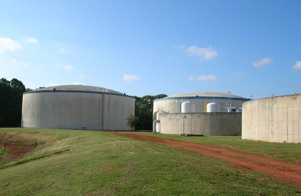 Lake Hartwell Water Treatment Plant Improvements - Project Gallery Image