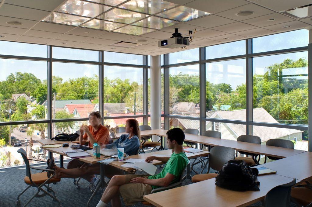 College of Charleston Science Center - Project Gallery Image