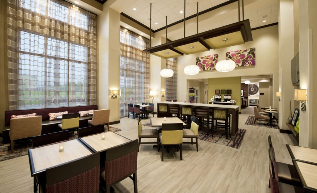 Hampton Inn Orangeburg - Project Gallery Image