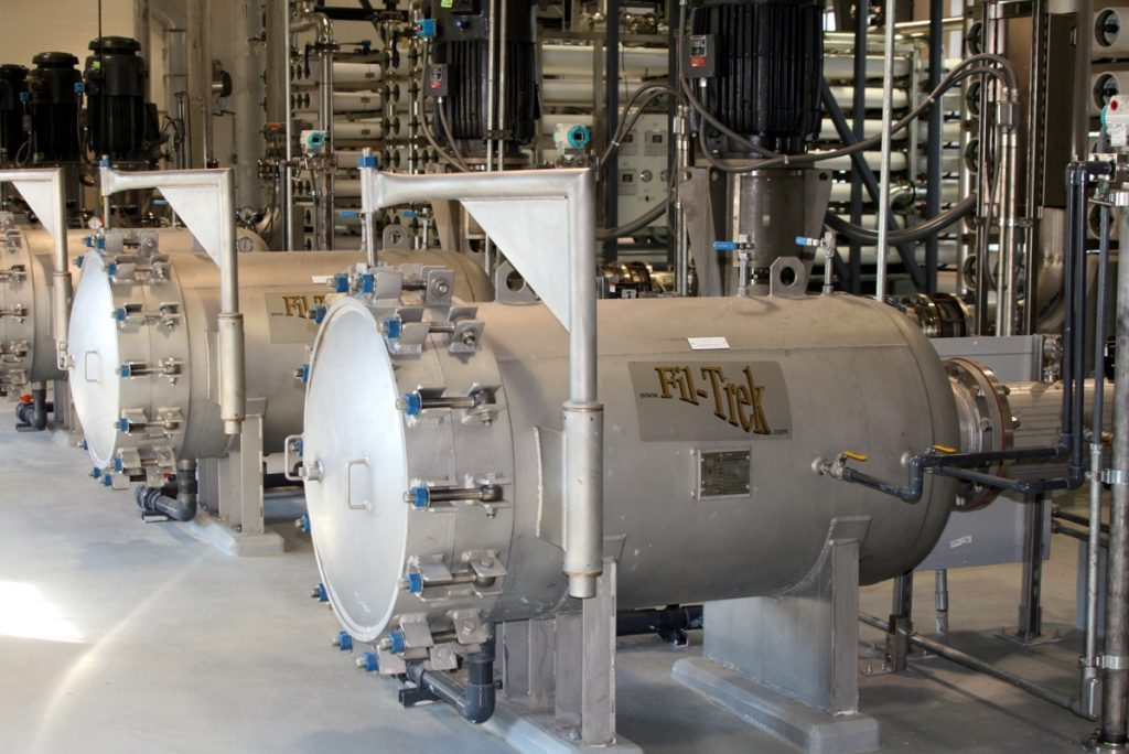 Nanofiltration Groundwater Treatment Plant - Project Gallery Image