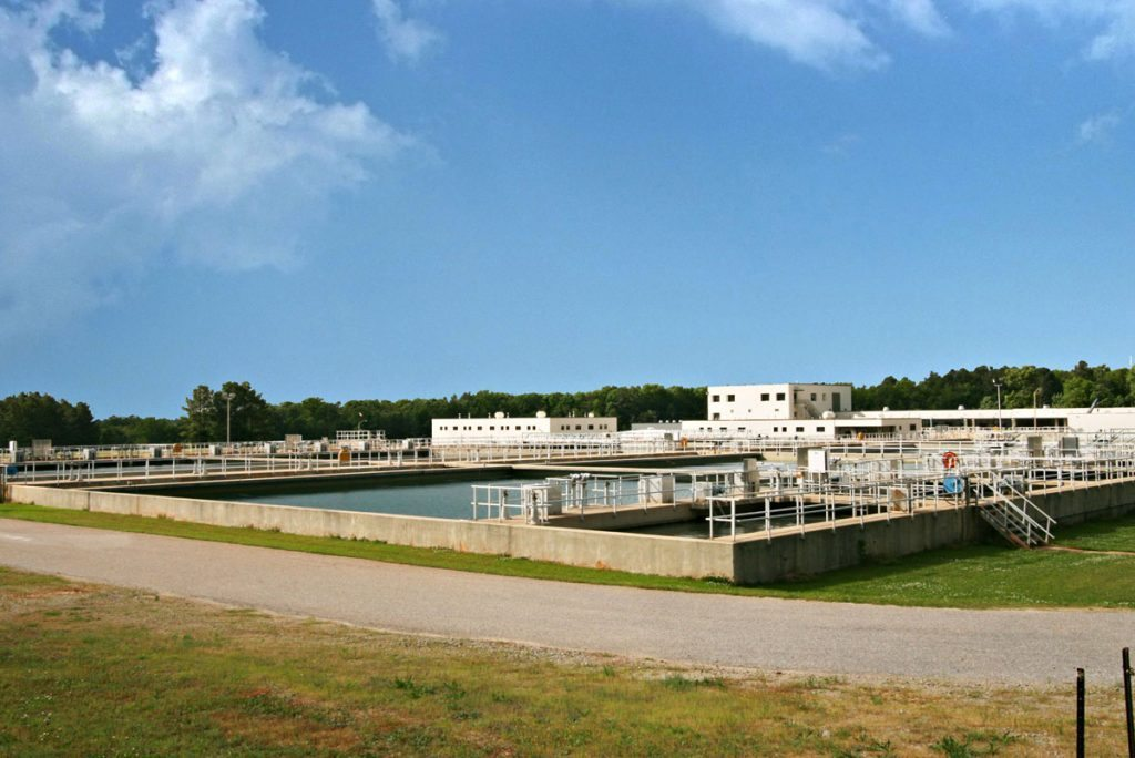 Lake Murray Water Treatment System - Project Gallery Image