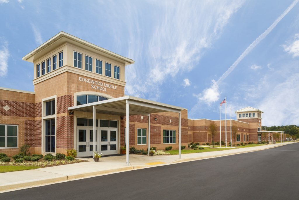 Edgewood Middle School - Project Gallery Image