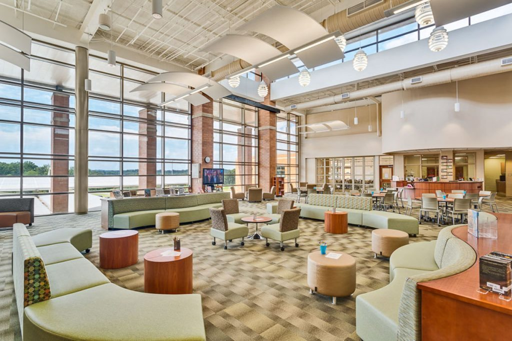 Meadow Glen Middle School - Project Gallery Image