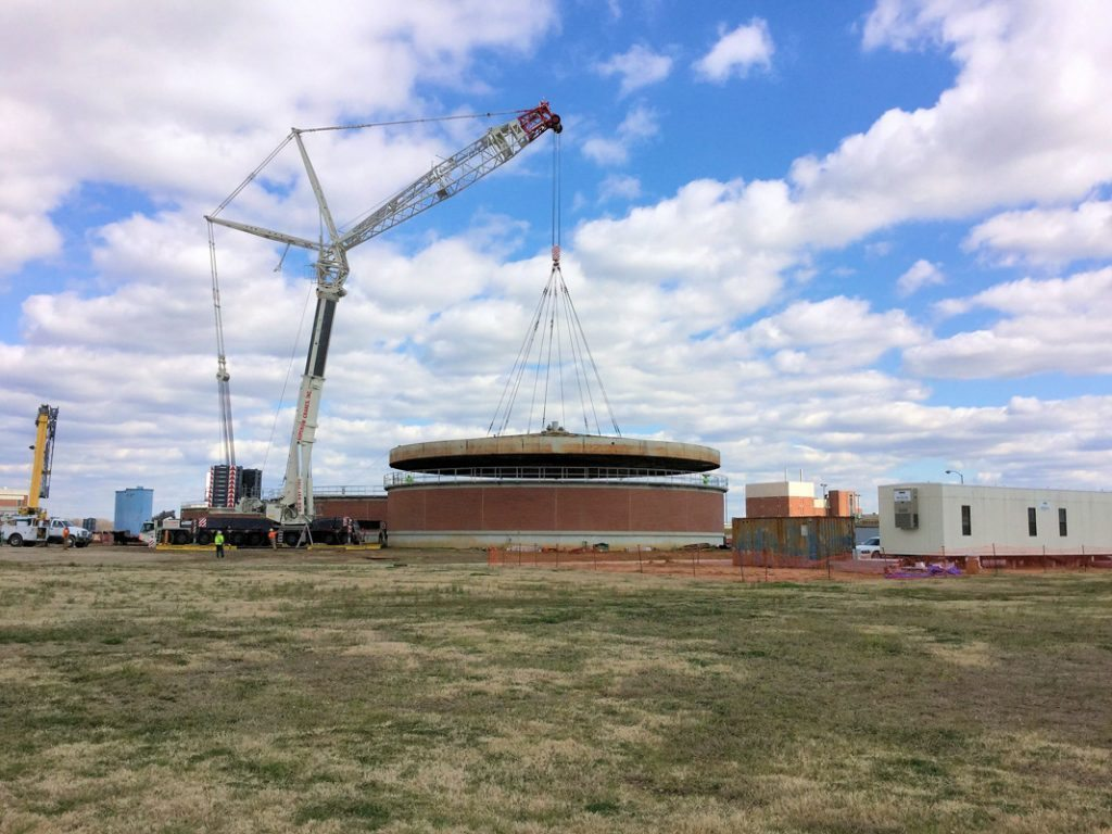 Anaerobic Digesters Improvement - Project Gallery Image
