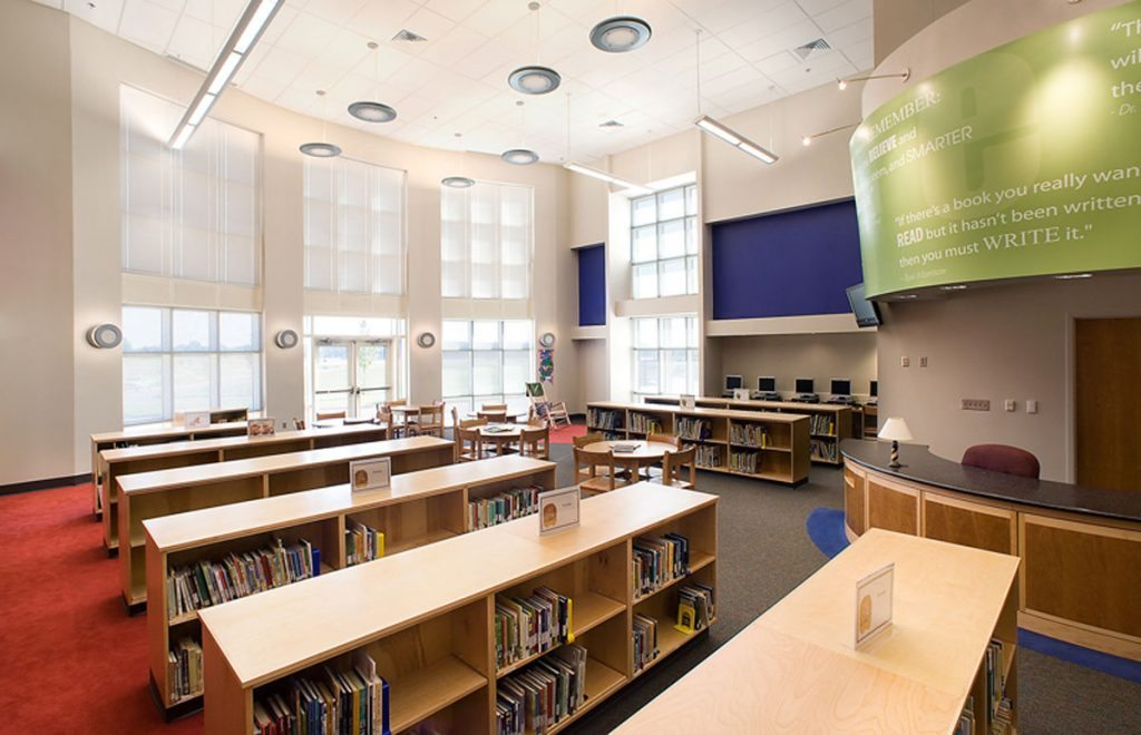 Mt. Lebanon Elementary School - Project Gallery Image