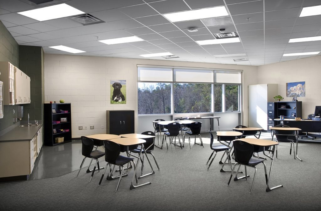 Langford Elementary School - Project Gallery Image