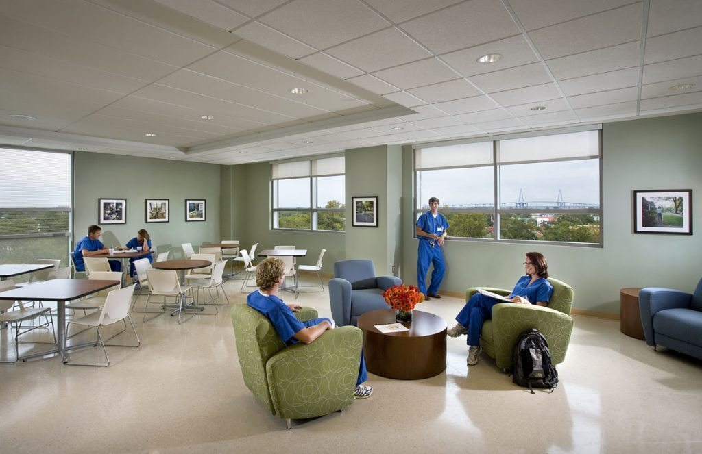 MUSC College of Dental Medicine - Project Gallery Image