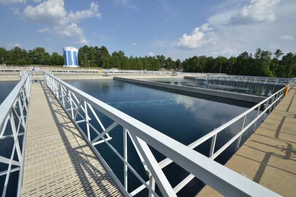 Lake Murray WTP Raw Water & Clean Water Pump Station Improvements