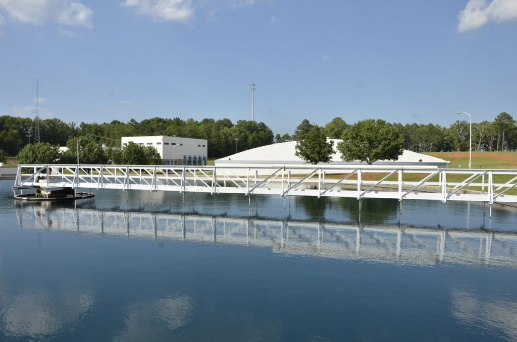 Lake Murray Water Treatment Plant Upgrades & Improvements - Project Gallery Image