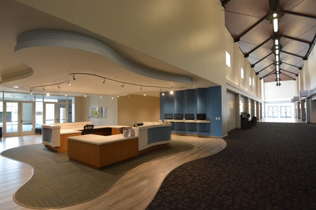 Mt. Horeb UMC Multipurpose Building - Project Gallery Image