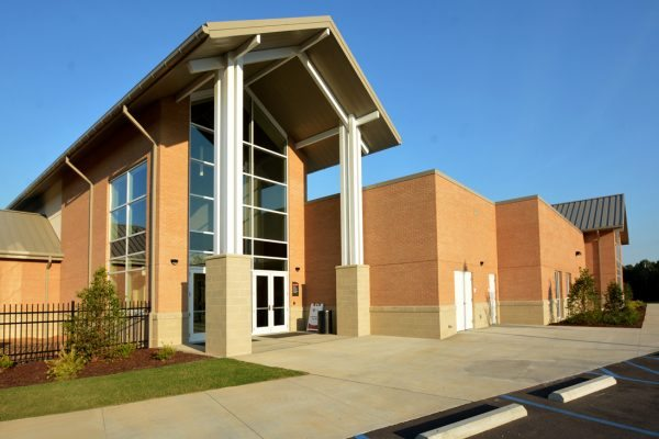 Mt. Horeb UMC Multipurpose Building