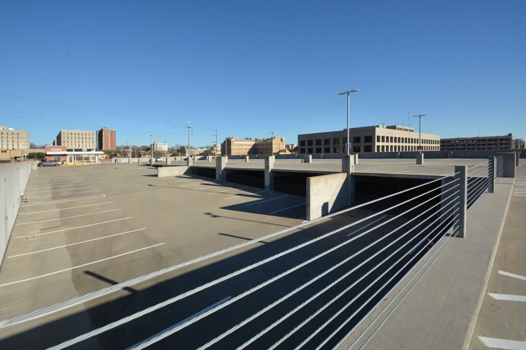 Pendleton Street Parking Garage - Project Gallery Image