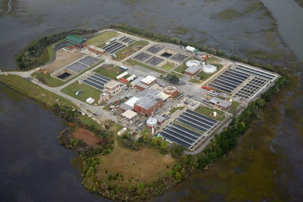 Plum Island WWTP Aeration Basin Diffuser, Sludge Tank, & Other Improvements