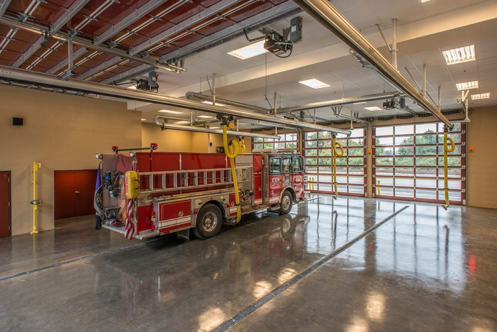 Charleston Fire Station No. 9 - Project Gallery Image
