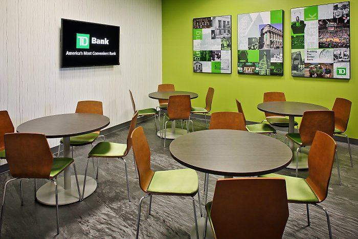 TD Bank - Project Gallery Image
