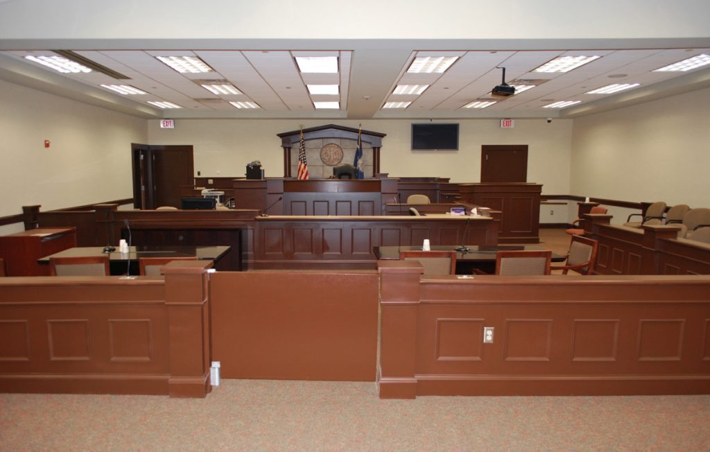 Oconee County Courthouse - Project Gallery Image