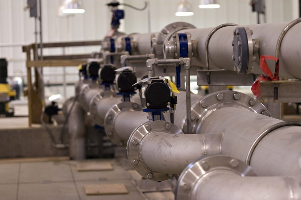 Lake Marion Regional Water Treatment Plant - Project Gallery Image