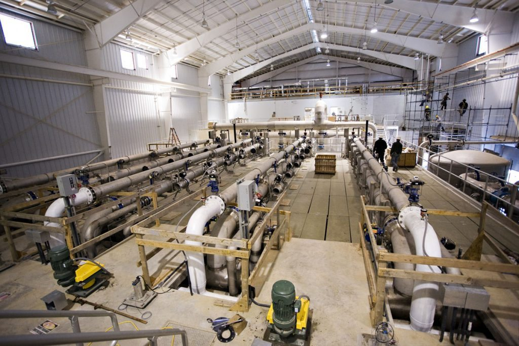Lake Marion Regional WTP Raw Water Pump Station & Intake Structure - Project Gallery Image