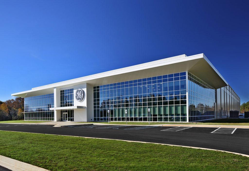 GE Advanced Manufacturing Works - Project Gallery Image