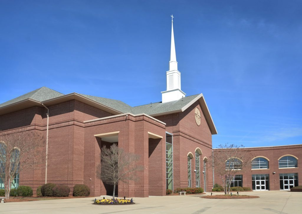 Riverland Hills Baptist Church - Project Gallery Image