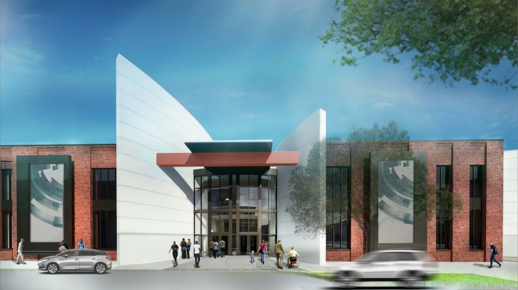 Savannah Cultural Arts Center - Project Gallery Image