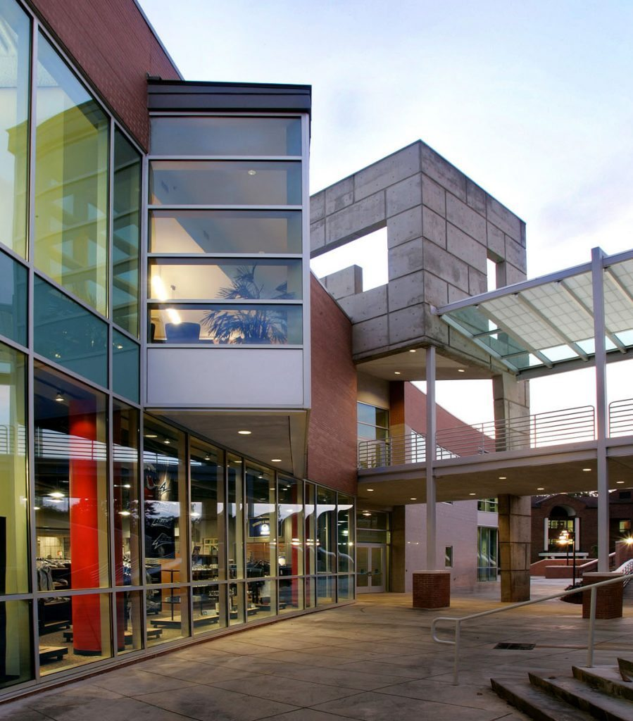 University of NC Asheville High Smith Student Union - Project Gallery Image