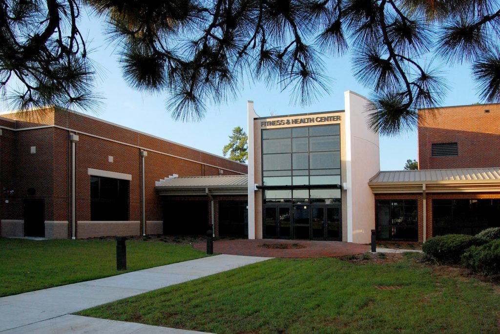 Shaw Air Force Base Wellness Center - Project Gallery Image