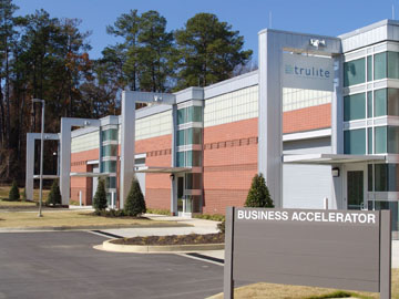 Midlands Technical College Accelerator Building - Project Gallery Image