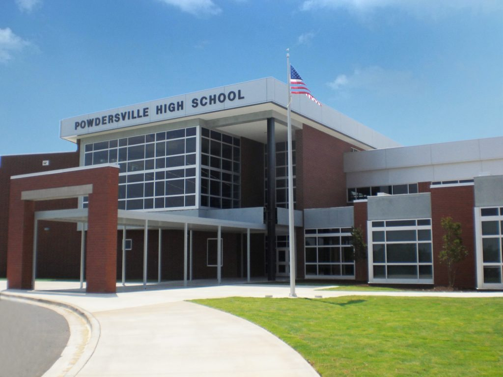 Anderson School District One - Project Gallery Image