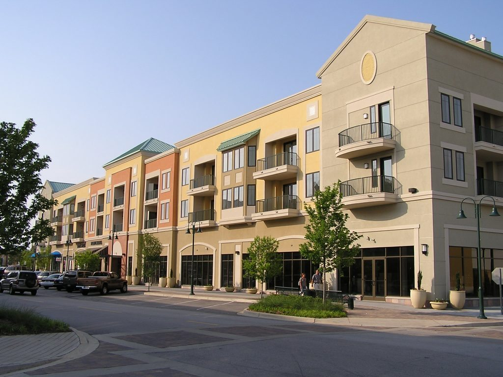Village at Sandhill Apartments - Project Gallery Image