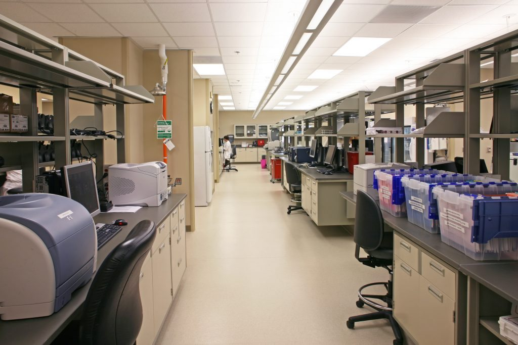 Conway Medical Center Laboratory - Project Gallery Image
