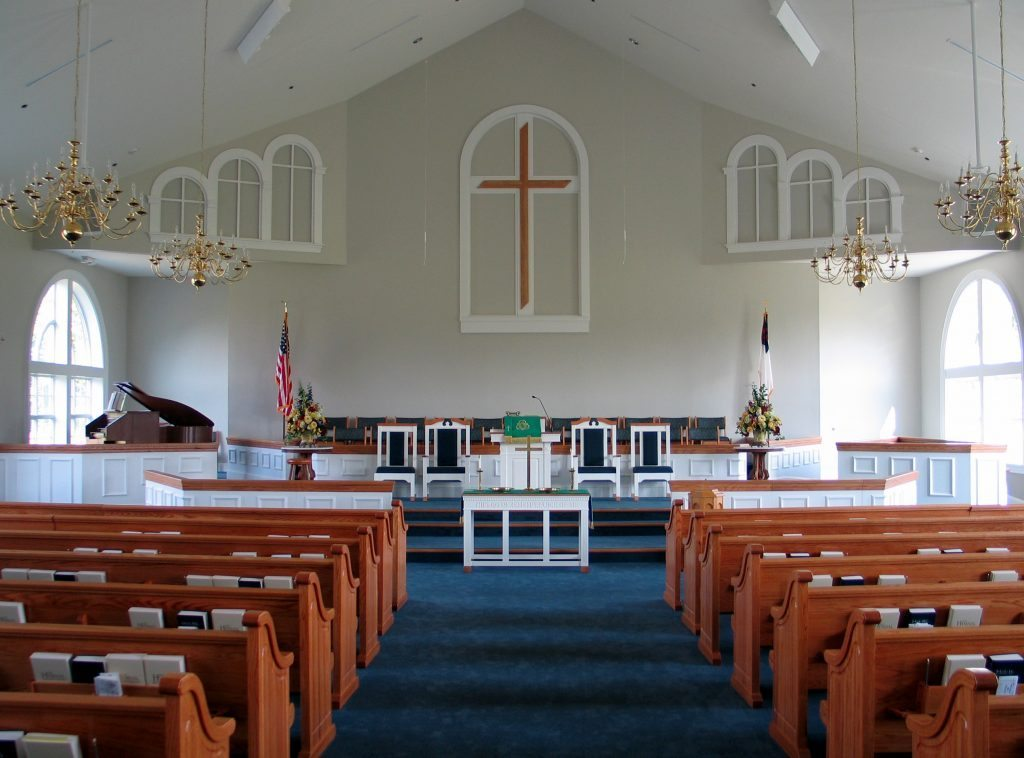 Loris First Presbyterian Church - Project Gallery Image