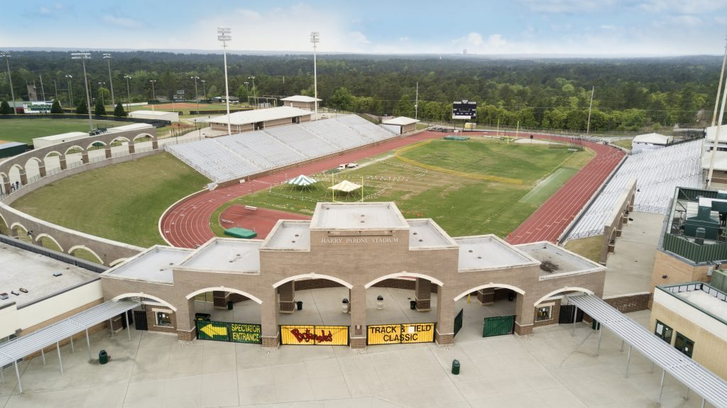 Parone Stadium Improvements - Project Gallery Image