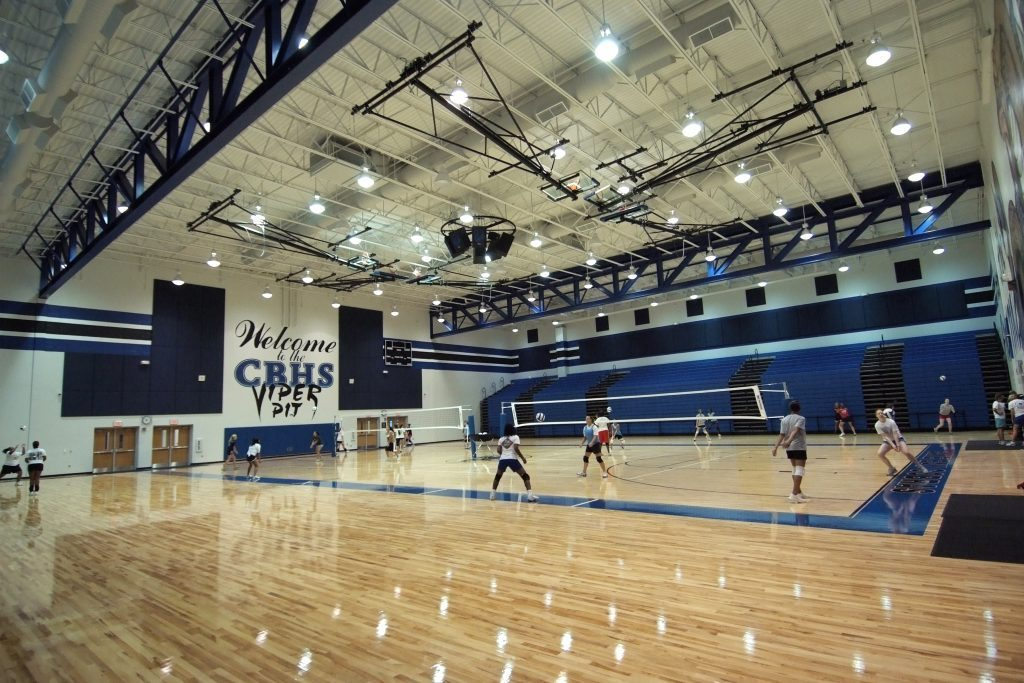 Cane Bay High School - Project Gallery Image