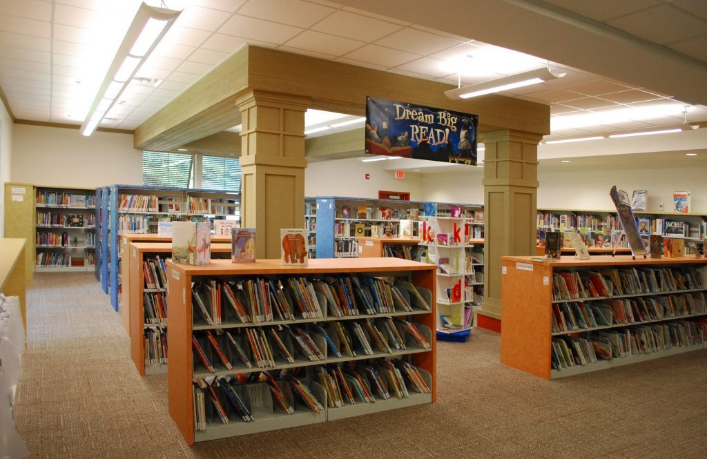 Horry County Memorial Library Surfside Beach - Project Gallery Image