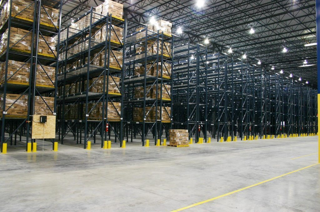 Fruit of the Loom Palmetto Distribution Center - Project Gallery Image