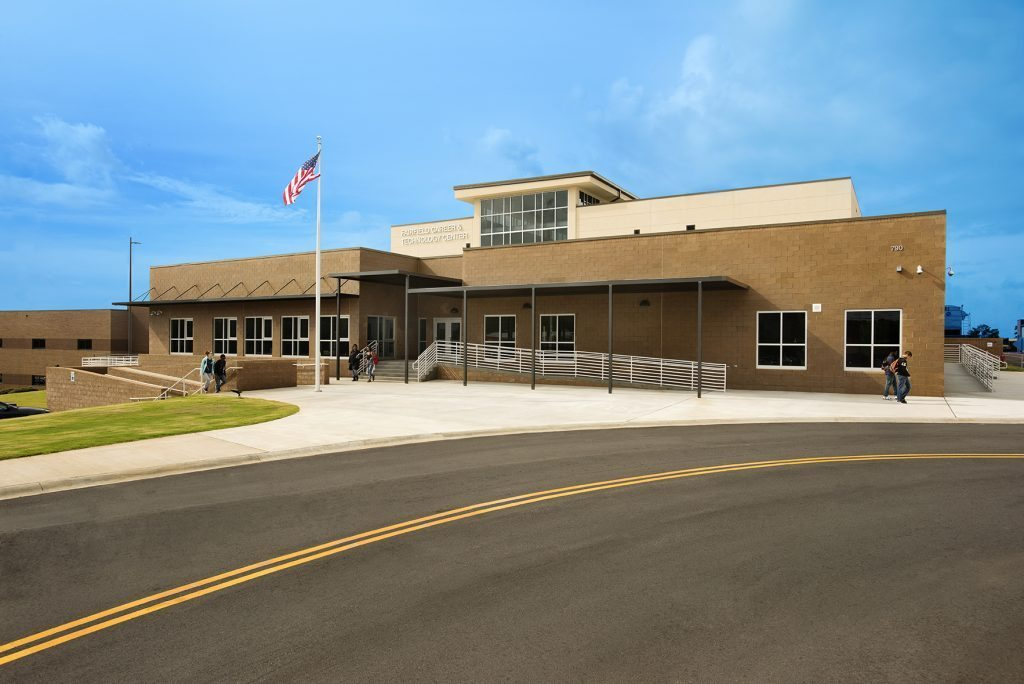 Fairfield County Career & Technology Center - Project Gallery Image