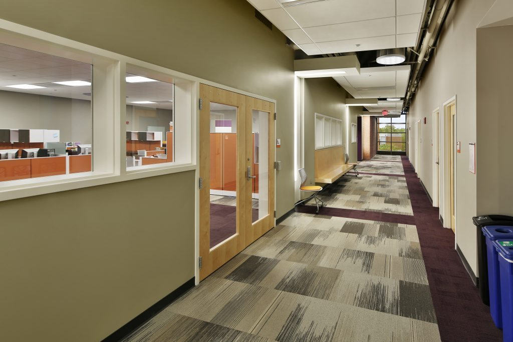 Clemson University Freeman Hall - Project Gallery Image